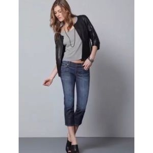 Citizens of Humanity Cropped Jeans Capris